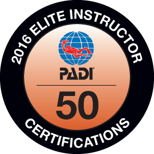 2016 Elite Instructor Award