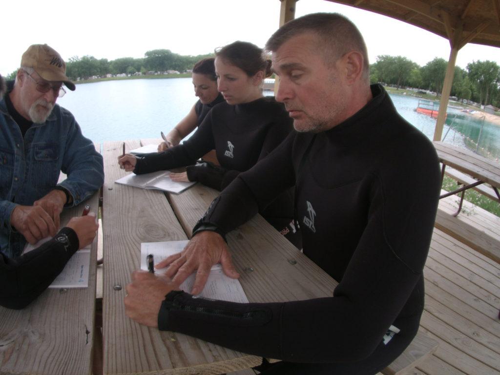 Scuba Class At Pearl Lake